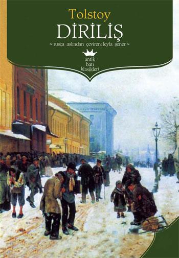 Lev Nikolayeviç Tolstoy Diriliş e-kitap