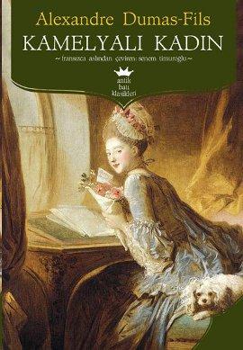 Alexandre Dumas Kamelyalı Kadın e-kitap