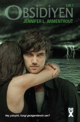 Jennifer L. Armentrout Obsidiyen e-kitap