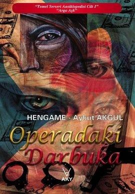 Aykut Akgül Operadaki Darbuka e-kitap
