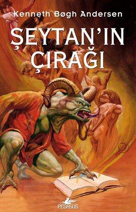 Kenneth Bogh Andersen Şeytan'ın Çırağı e-kitap