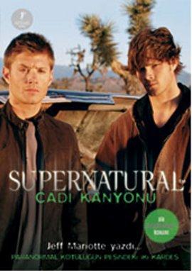 Supernatural-Cadı Kanyonu