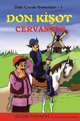 Don Kişot (Ünlü Çocuk Romanları – 1)