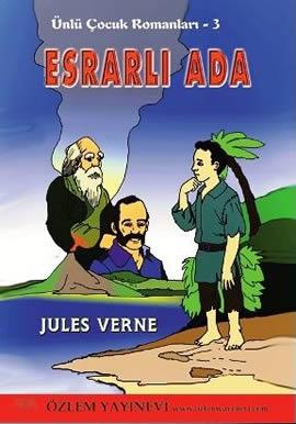 Esrarlı Ada (Ünlü Çocuk Romanları – 3)