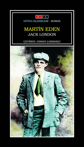 Jack London Martin Eden (Türkçe) e-kitap