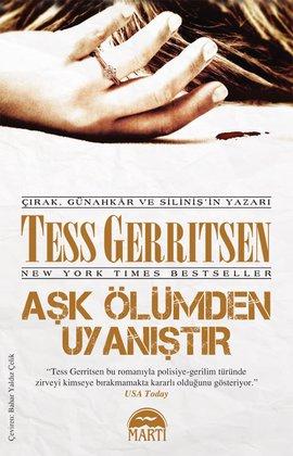 Tess Gerritsen Aşk Ölümden Uyanıştır e-kitap