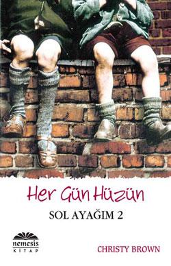 Christy Brown Her Gün Hüzün – Sol Ayağım 2 e-kitap