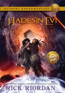 Rick Riordan Olimpos Kahramanları 4- Hades'in Evi e-kitap