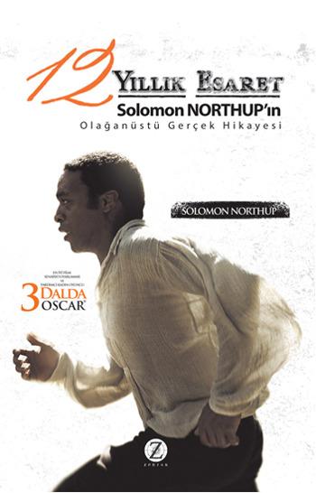 Solomon Northup 12 Yıllık Esaret e-kitap