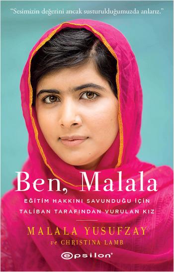 Chiristina Lamb, Malala Yusufzay Ben, Malala e-kitap