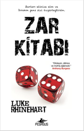 Luke Rhinehart Zar Kitabı e-kitap