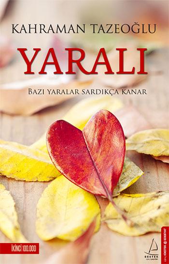Kahraman Tazeoğlu Yaralı e-kitap
