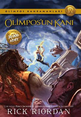Olimpos Kahramanları 5 – Olimpos'un Kanı