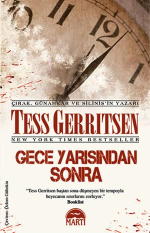 Tess Gerritsen Gece Yarısından Sonra e-kitap