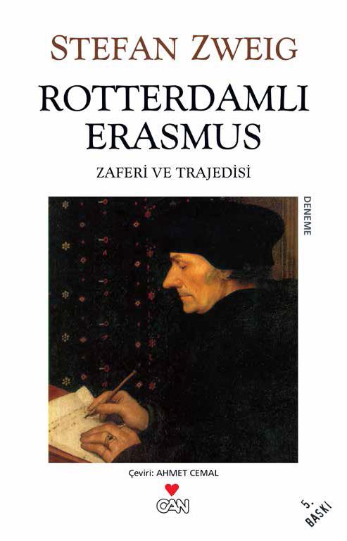 Stefan Zweig Rotterdamlı Erasmus e-kitap