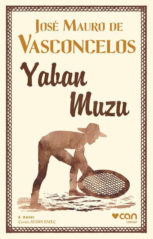 JOSÉ MAURO DE VASCONCELOS Yaban Muzu e-kitap