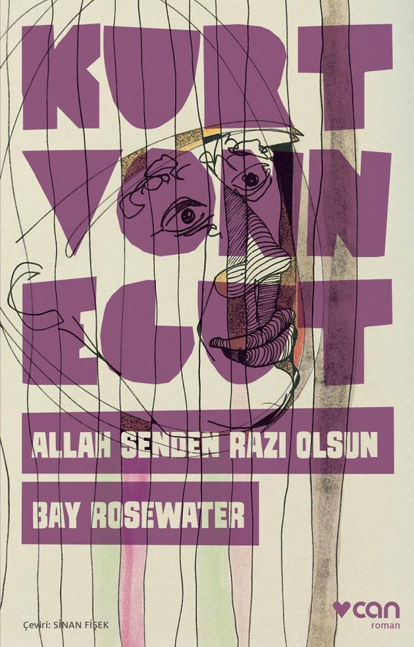 Kurt Vonnegut Allah Senden Razı Olsun Bay Rosewater e-kitap