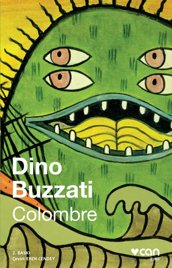 Dino Buzzati Colombre e-kitap
