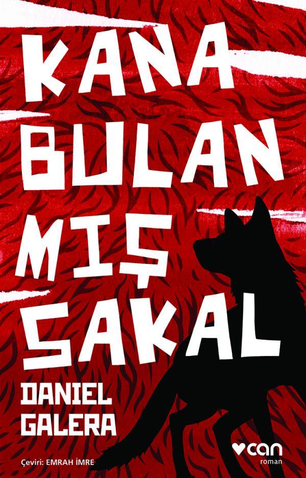 Daniel Galera Kana Bulanmış Sakal e-kitap