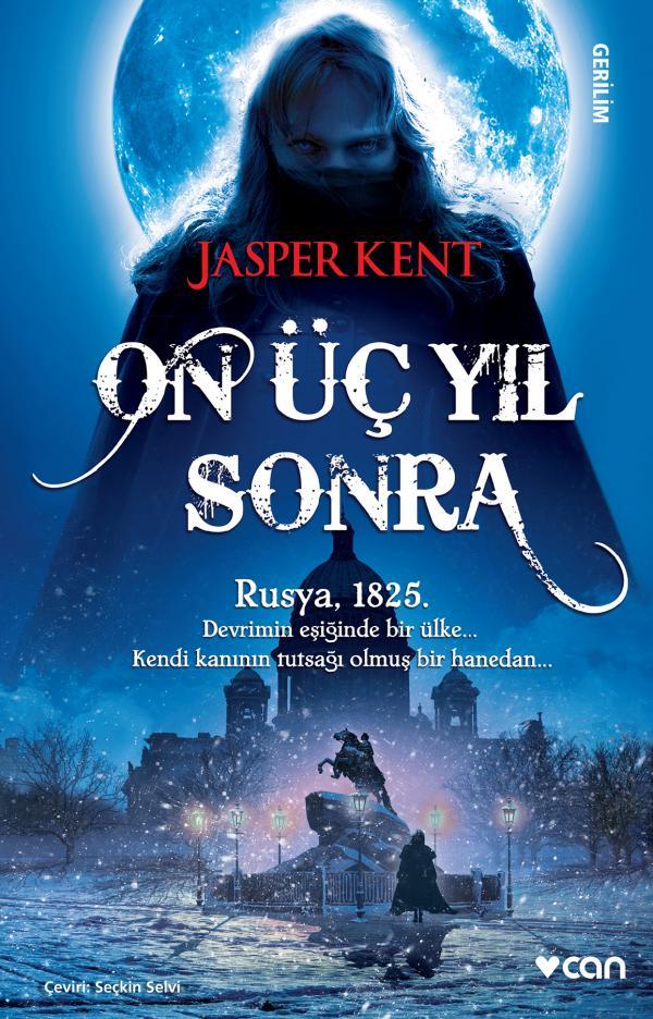 Jasper Kent On Üç Yıl Sonra e-kitap