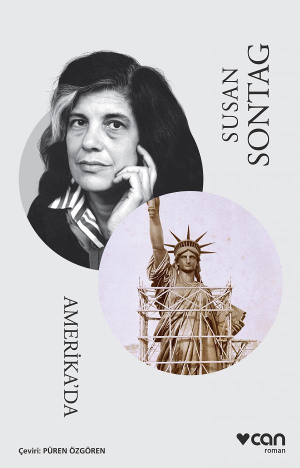 Susan Sontag Amerikada e-kitap