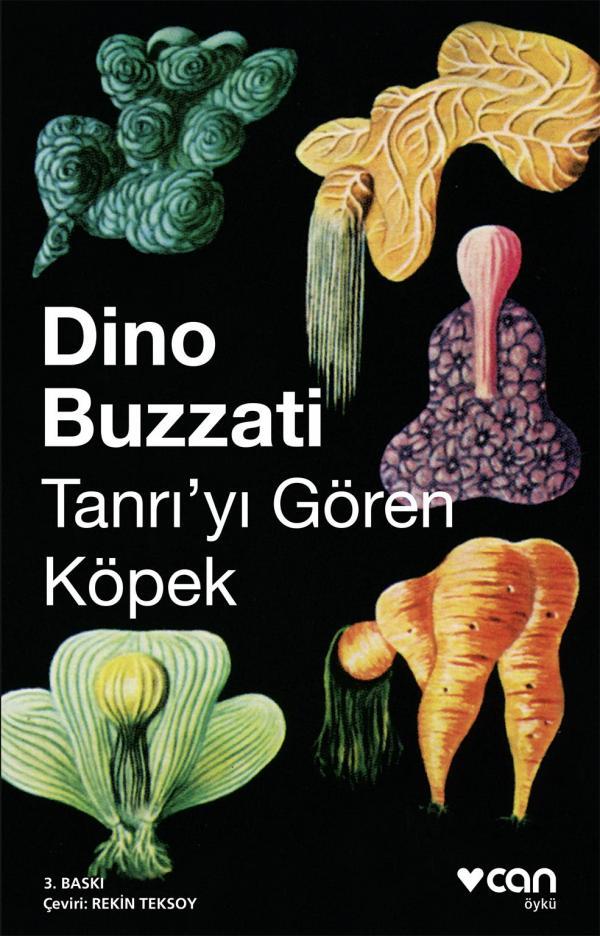 Dino Buzzati Tanrıyı Gören Köpek e-kitap