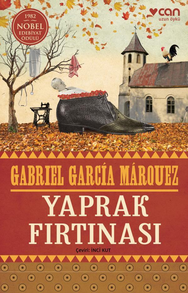 Gabriel García Márquez Yaprak Fırtınası e-kitap