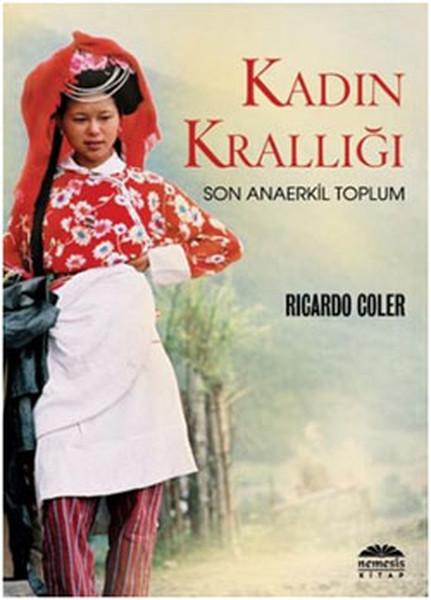 Ricardo Coler Kadın Krallığı -Son Anaerkil Toplum e-kitap