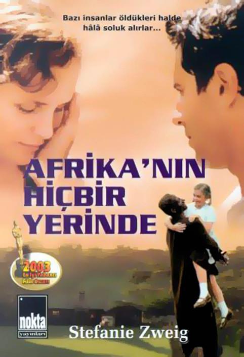 Stefan Zweig Afrika'nın Hiçbir Yerinde e-kitap
