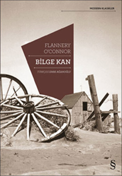 Flannery O'Connor Bilge Kan e-kitap