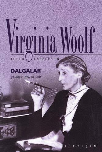 Virginia Woolf Dalgalar e-kitap
