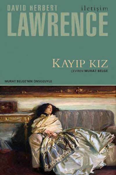 D. H. Lawrence Kayıp Kız e-kitap