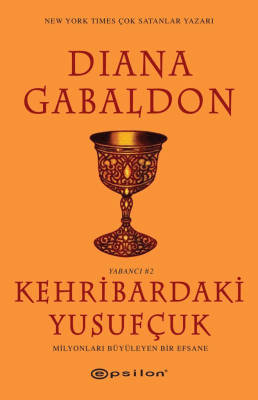 Diana Gabaldon Kehribardaki Yusufçuk e-kitap