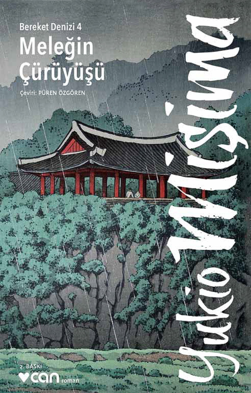 Yukio Mişima Meleğin Çürüyüşü e-kitap