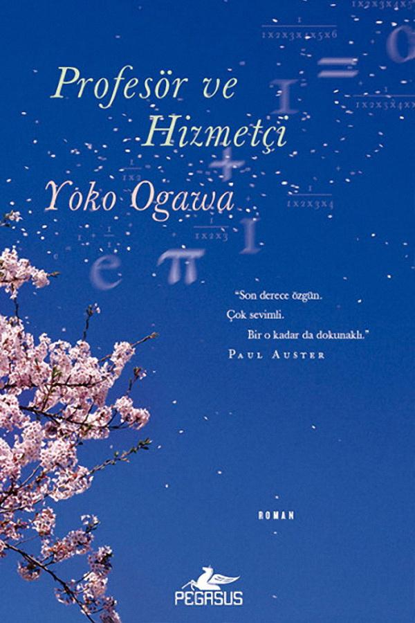 Yoko Ogawa Profesör ve Hizmetçi e-kitap
