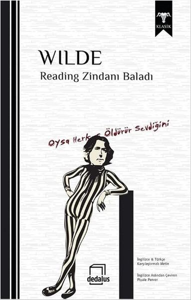 Oscar Wilde Reading Zindanı Baladı e-kitap