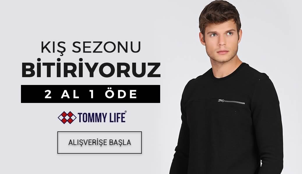 Tommy Life 2 Al 1 öde