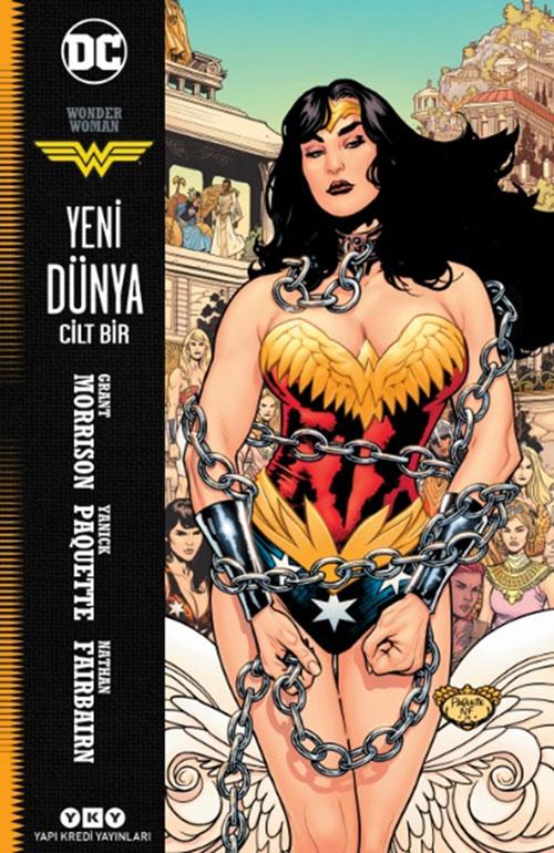 Wonder Woman – Cilt 1 Yeni Dünya